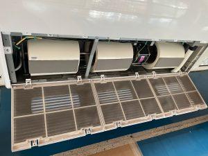 Read more about the article Come, quando e perchè effettuare la pulizia dei filtri del condizionatore?